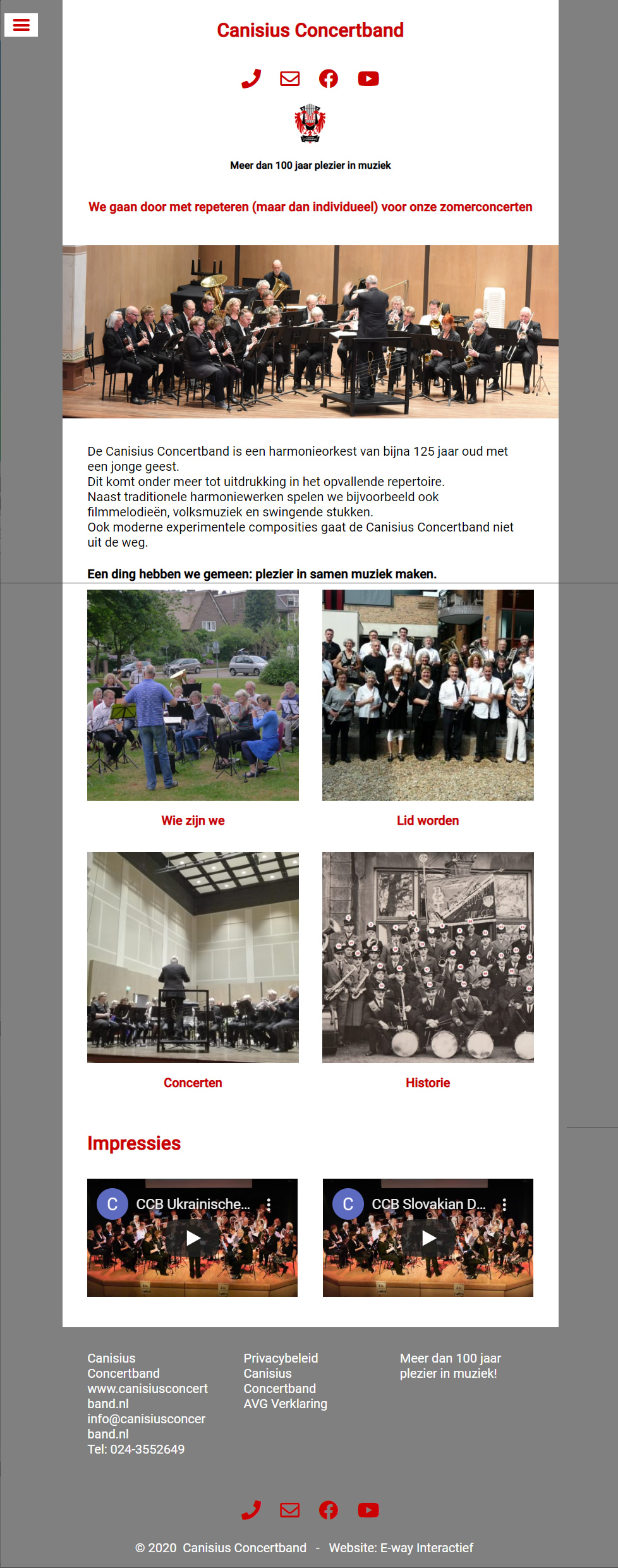 Website-Canisius-Concertband